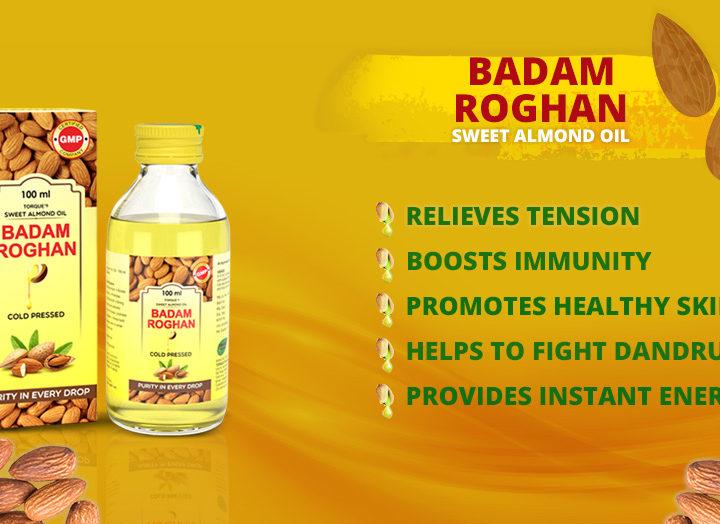 Rogan almond oil for hair