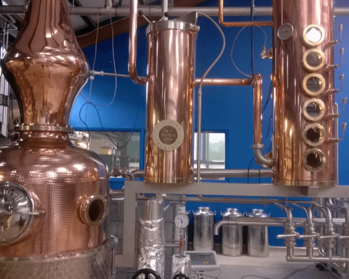 GIN DISTILLATION