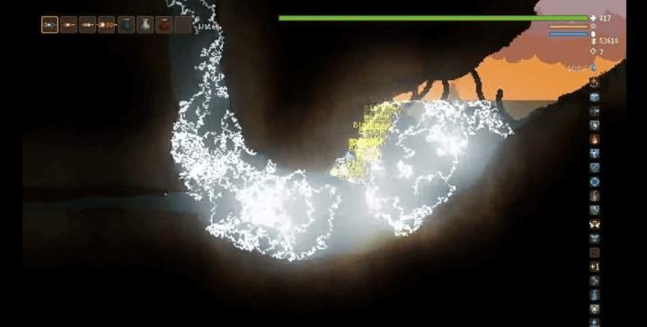 Noita Map