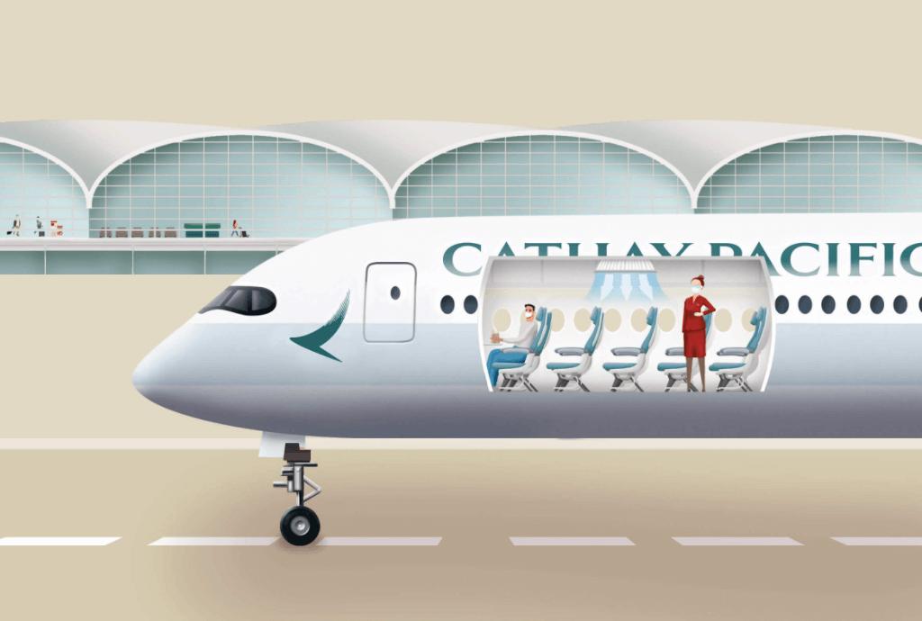 Cathay Pacific Travel Advisory